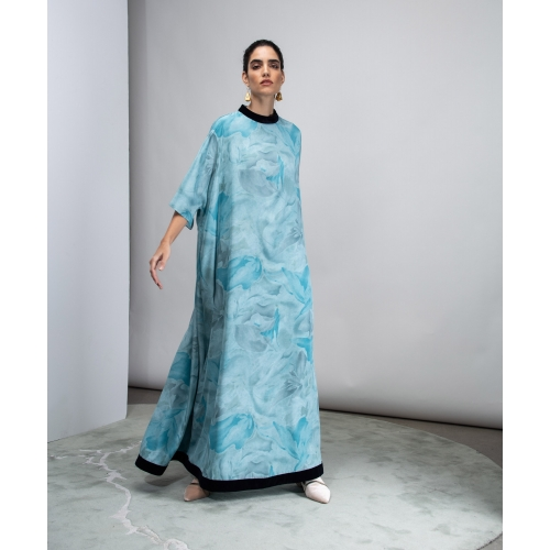 BLUE WATER KAFTAN
