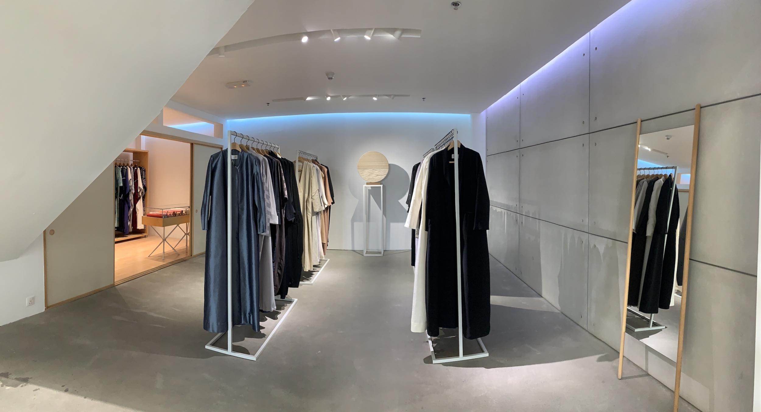 CHI-KA store Dubai Kimono Abaya Kaftan Luxury Alserkal Avenue.jpeg